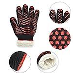 Heat Resistant Oven Glove...