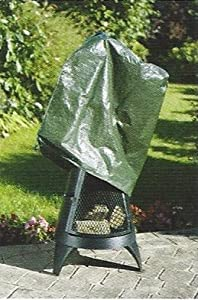 Heavy Duty Large Chimenea Cover 122cms X 61cms from supagarden