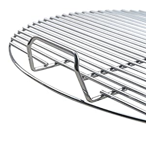 Huaxiong Stainless Steel Round Barbecue Grill Fire Pit Bbq Heavy Duty 445cm Fits Barbecue Rectangle from HUAXIONG