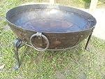 Indian Fire Bowl Set 70cm...