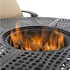 Jamie Oliver Fire Pit Set from Hartman