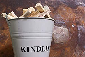 Kindling Wood X 4 Bags - Kiln Dried - About 12kg Perfect For Starting Open Fires Wood Burning Stoves Bbqs Log Burners Camp Fires Fire Pits And Pizza Ovens Comes In A Cardboard Box from Log-Delivery