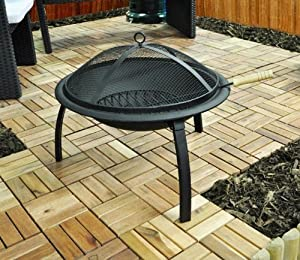 Kingfisher Budget Fire Pit from Kingfisher