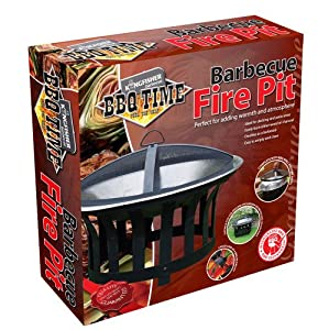 Kingfisher Outfire Fire Pit Bbq by Bonnington Plastics Ltd