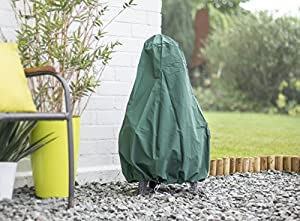 La Hacienda 60533 Deluxe Medium Chimenea Rain Cover - Green from la Hacienda