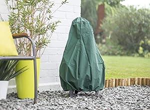 La Hacienda 60533 Deluxe Medium Chimenea Rain Cover - Green from la Hacienda