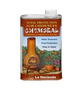 La Hacienda Chimseal Clay Sealer For Chimeneas 1l by LA HACIENDA