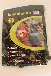 La Hacienda Deluxe Large Chimenea Rain Cover by La Hacienda