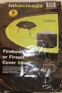 La Hacienda Firepit Cover - Small 60542 from GreatGardensOnline