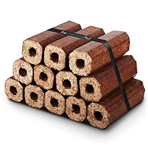 La Hacienda Heatblox Chiminea Logs 12 Pack