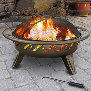 Landmann Firewave Fire Pit by Landmann