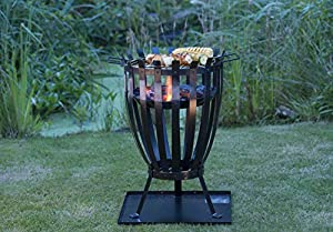Landmann Log Burner Barbecue by Landmann Ltd