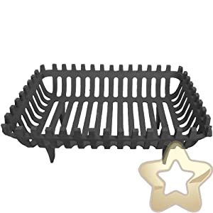 Large 18 Fire Grate