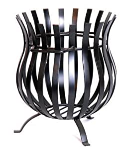 Large Ditchling Designs Tulip Style Fire Pit Rrp 6499 from Ditchling Designs