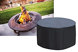 Large Firepit Cover by Worth Gardening by Garland