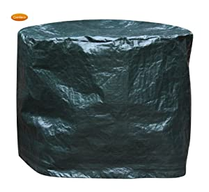 Large Waterproof Firepit Firebowl Cover To Fit Fire Pit Up To 80cm Diameter X 60cm High Suitable For Clay And Metal Fire Bowl by UK-Gardens