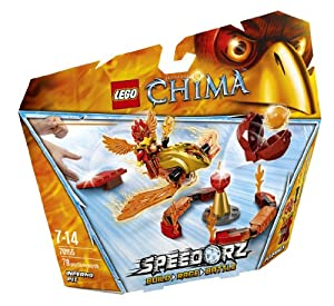 Lego Legends Of Chima 70155 Inferno Pit by LEGO