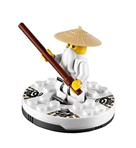 Lego Ninjago 2504 Spinjitzu Dojo by LEGO