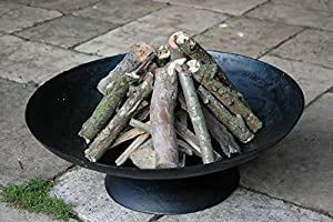 Low Fire Bowl from Fallen Fruits