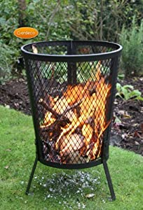 Medium Mesh Garden Incinerator 60cm X 39cm by UK-Gardens