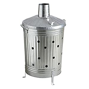 Metal Garden Incinerator from autre