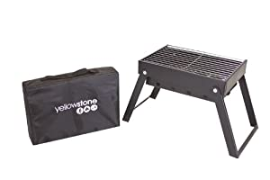 Midi Pack Away Bbq - 32 X 225 X 26cm by Yellowstone Outdoor Camping