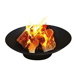 My-furniture - Outdoor Large Garden Firepit Fire Pit Accessories by MY-Furniture