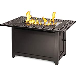 Napoleon Victorian Rectangular Patio Flame Table from Napoleon