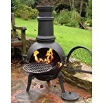 Oxford Leisure Black Cast Ironsteel...