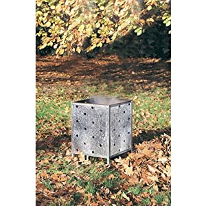 Parasene Garden Square Incinerator With Lid from Parasene