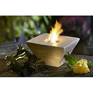 Pesaro Angled Fire Bowl from FeelGood