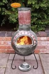 Plumas Mexican Chimenea Size 110 Cm H X 45 Cm W X 45 Cm D from Perfect Plants