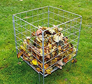 Poppy Forge Quality Metal Incinerator Compost Bin British Made from Poppy Forge