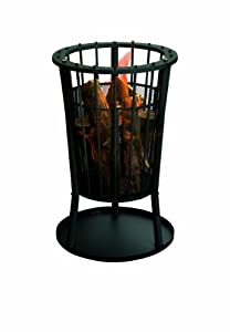 Premier Bh111110 40 X 63cm Slim Brazier With Ash Tray - Black from Premier Decorations Limited