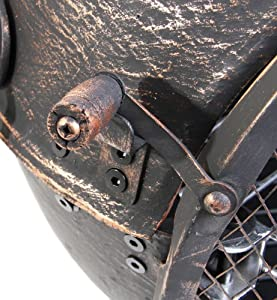 Primrose Large Bronze Cast Iron Chimenea With Steel Flue