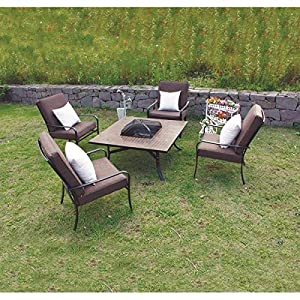 Promotional Fire Pit Set by Kingfisher