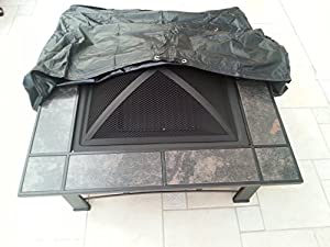 Quality Square Firepit Pvc Protective Cover from Gladiator