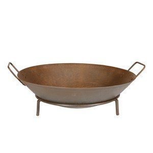 Siena Garden 657154 Fire Bowl 48 Cm Rusty from Siena Garden