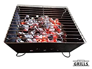 Small Portable Bbq By Fresh Grills Folding Portable Bbq For Camping Foldable Barbecue Fire Pit Ideal For Backpacking And Camping from Fresh Grills