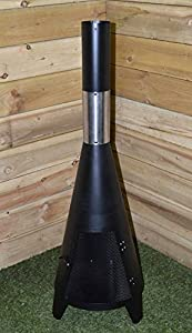 Small Tower Chiminea by Kingfisher