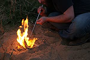 Spitfire Pocket Fire Lighting Kit The Quick And Easy Way To Start Fires In All Weather Conditions Uk-made by Polymath Products