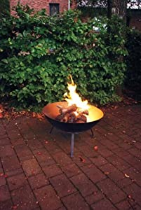 Steel Fire Bowl Brazier - Fire Pit