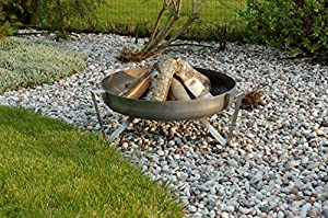 Steel Fire Pit Etna - Contemporary Design from Arpe Studio