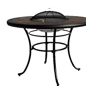 Tall Durango Fire Pit Table