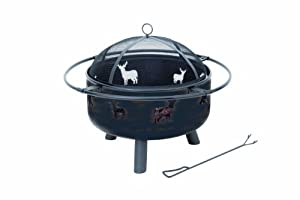 Tepro Bellwood Fire Pit Multi-colour from Tepro