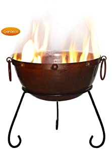 Theydon Rustic Fire Bowl - Large