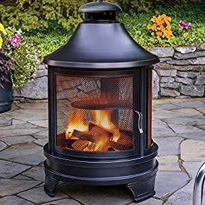 This Fire Pit Or Cooking Grilling Bbq Is Also Great Heater For Your Garden Patio Area This Classic Design Made From Steel Will Enhance Your Evenings Spent Out Doors With Its All Round Spark Gaurd