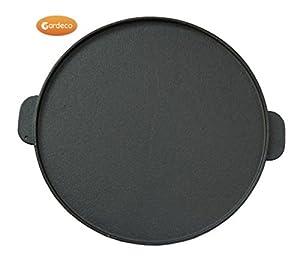 Tia Chimenea Black With Bbq Grill