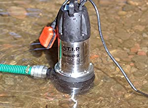 Tip 30140 Maxima 400 Sx Submersible Dirty Water Flood Pump Up To 24000 Lh Flow Rate by T.I.P.
