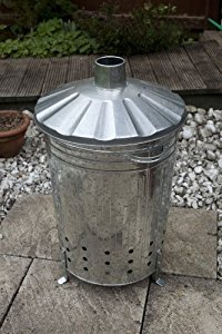 Trendi Fire Incinerator 90l Fast Burner Holes All The Way Up For Paper And Garden Rubbish from Trendi®
